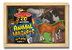 melissa doug animal magnets magnetic wooden