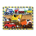 melissa doug construction wooden chunky puzzle