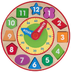 melissa doug shape sorting clock preschool-friendly