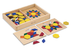 melissa doug pattern blocks boards