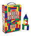 melissa doug wood blocks brightly colored