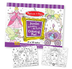 melissa doug princess fairy jumbo coloring