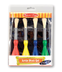 melissa doug jumbo paint brushes young