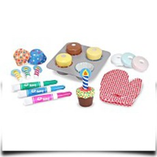 Melissa And Doug Bake And Decorate Cupcake