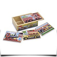 Melissa And Doug Deluxe Vehicles