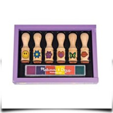 Melissa And Doug Deluxe Wooden Happy