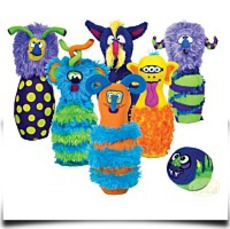 Melissa And Doug Monster Plush Bowling