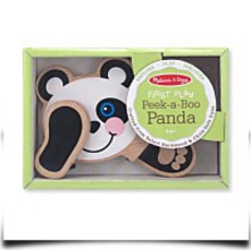 Melissa And Doug Peekaboo Panda