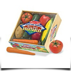 Melissa And Doug Playtime Veggies