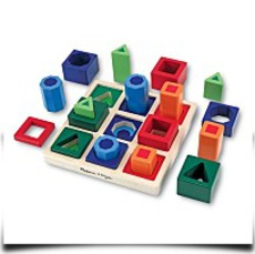 Specials Melissa And Doug Shape Sequence Sorting