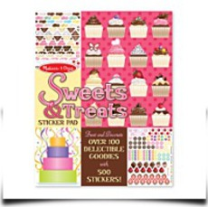 Melissa And Doug Sweets And Treats Sticker
