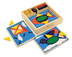 melissa doug beginner pattern blocks