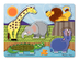 melissa doug animals touch feel puzzle